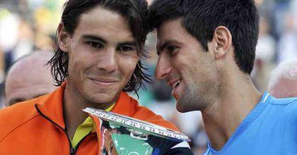 Nadal ganó la final del Master de Roma, pero el show lo hizo Djokovic
