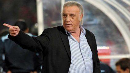Alfio Coco Basile, el último técnico en conseguir un título con el seleccionado argentino de fútbol. Fue en la Copa América de 1993.