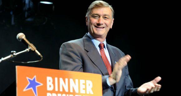 Binner reapareció por Twitter: Hay fuga de dólares por falta de confianza en el país