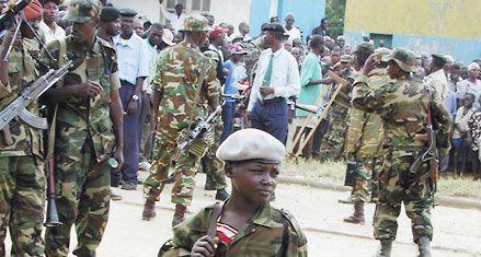 La Haya condenó a un ex líder rebelde por reclutar niños soldado