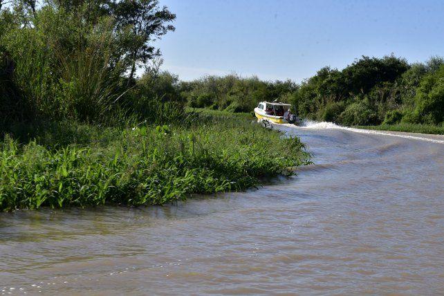 La zona del Charigüé donde Enzo Mariani reclama 800 hectáreas