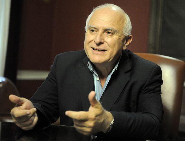 Lisfchitz reclamó que se necesita una estrategia nacional para combatir el narcotráfico. (Foto:G. del os Rios)