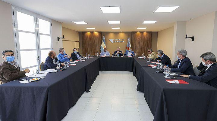 Alberto Fernández y gobernadores analizaron las PASO 2021