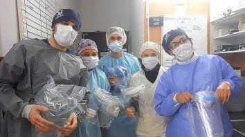 Enfermeros siguen luchando por ser incluidos como tarea de alto riesgo