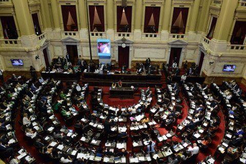 El Parlamento terminó el 2020 con sesiones maratónicas. Su actividad seguirá hasta fines de febrero.