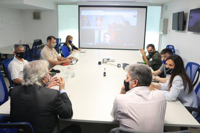 Operativo Verano en Rosario: Nueva reunión de la mesa de seguridad con fuerzas federales para diagramar acciones.