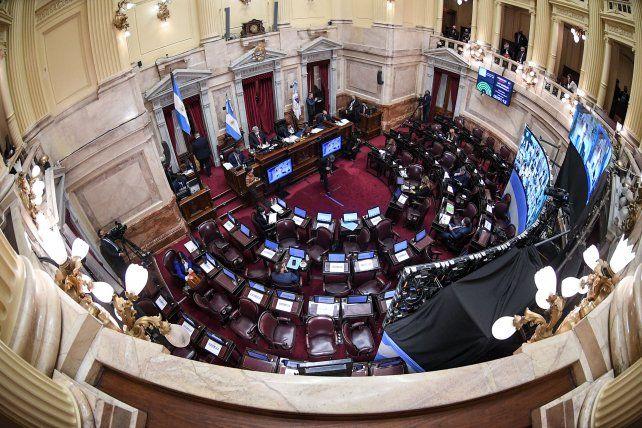 El Senado nacional convirtió en ley el proyecto para postergar las elecciones