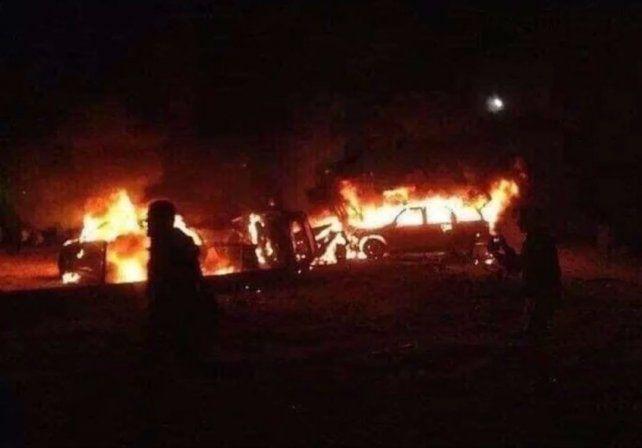 Estados Unidos lanzó un nuevo ataque contras las milicias iraníes
