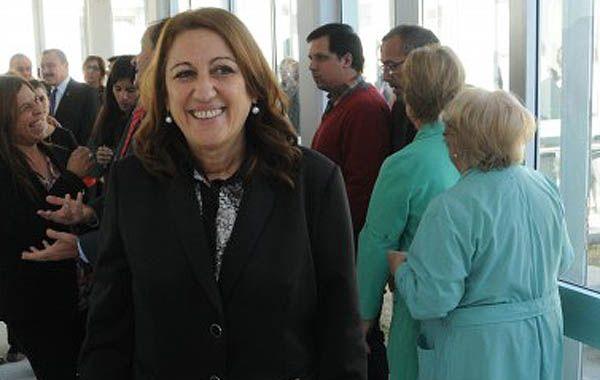 La mandataria valoró las virtudes de Gerardo Tata Martino.
