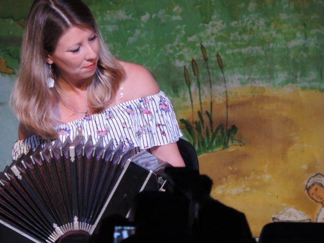 Estreno. Miriam se animará por primera vez a hacer un repertorio íntegramente integrado por sus composiciones