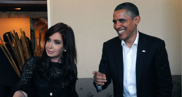 Obama quiere que EEUU y Argentina sigan siendo buenos socios y amigos
