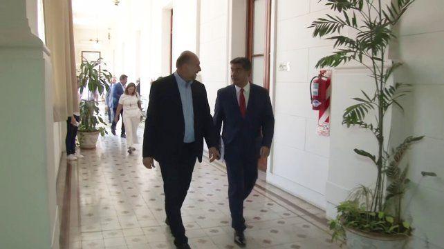 Perotti anunció que va a colaborar con el cierre de los límites con Chaco