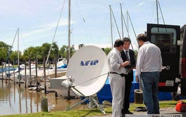 sabuesos. Funcionarios impositivos inspeccionan clubes náuticos y guarderías en Olivos y San Isidro.