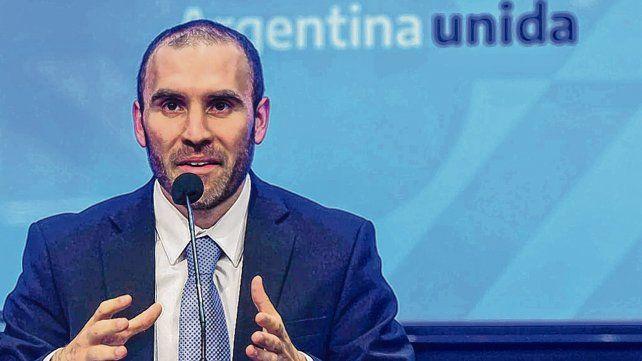 Guzmán. El ministro encabeza las negociaciones con los acreedores.