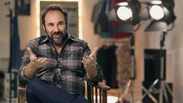 """Fabián Forte, también director de """"El muerto cuenta su historia"""", rodó su película en Buenos Aires y Misiones."""