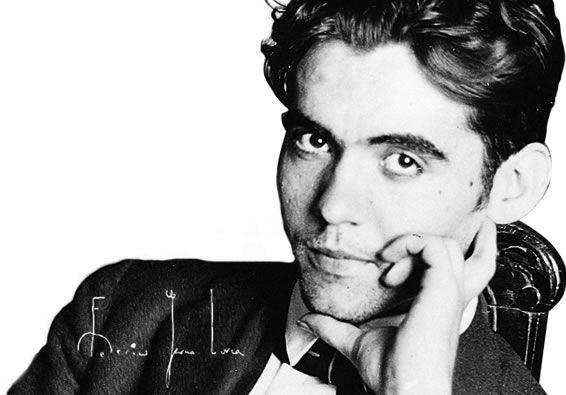 "García Lorca. ""Dale café"""