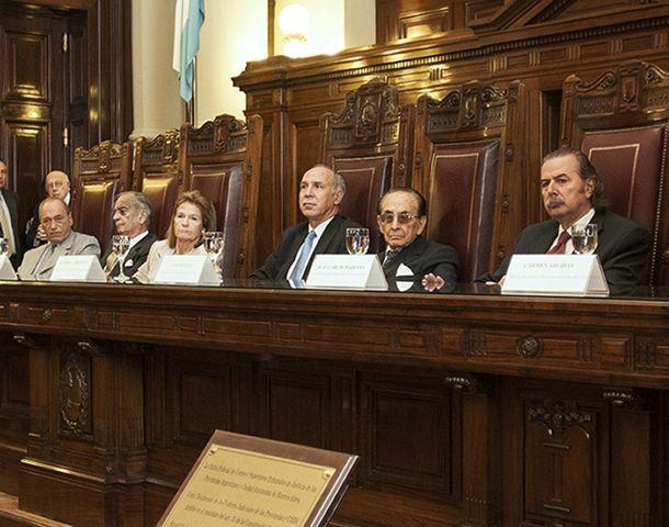 El fallo de la Corte tuvo sólo la disidencia de Eugenio Zaffaroni.