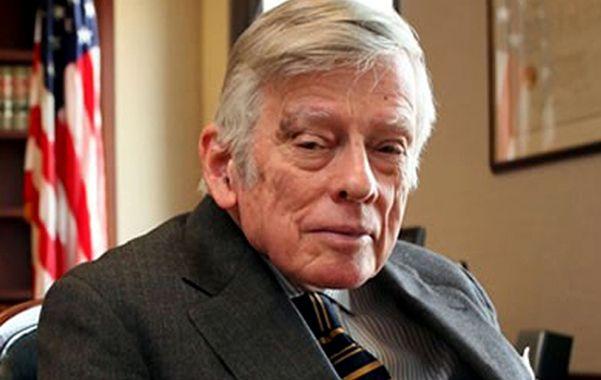 Limbo. El juez neoyorquino Thomas Griesa dijo que los fondos argentinos que congeló no son embargables.