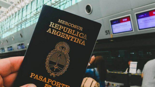 Rigen modificaciones para los pasaportes de menores y hay nuevas pautas para extranjeros