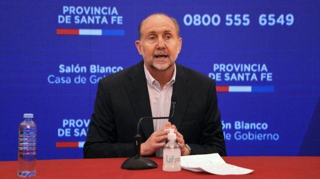 La provincia argumenta que la demora en el anuncio fue por la pulseada con Nación