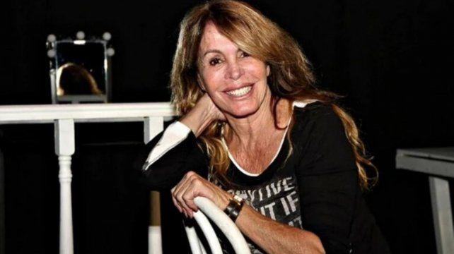 La ex modelo Pata Villanueva tuvo un accidente en su casa de Punta del Este.