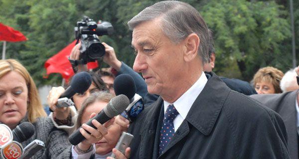 Binner se ve compitiendo en octubre y descartó un acuerdo con De Narváez