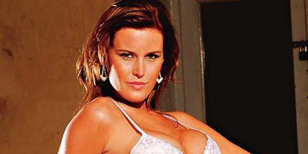 Un clásico: la modelo Natalie Weber, la nueva conquista del jugador Mauro Zárate
