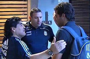Higuaín justificó los exabruptos de Diego: Todavía se siente jugador