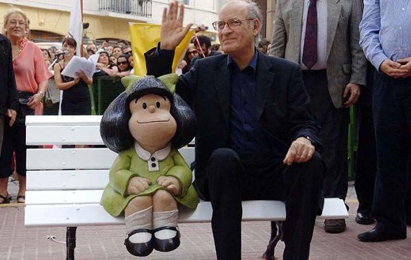 Reflexiva. Mafalda cumplió 50 años. El célebre personaje marcó todo un hito en la historieta argentina