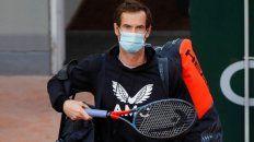 Murray, de 33 años, dio positivo en un test realizado hace unos días previo al viaje a Melbourne e inmediatamente se puso en cuarentena.