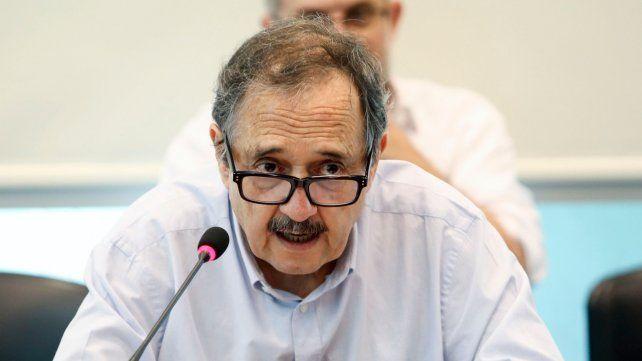Ricardo Alfonsín se acerca al moyanismo