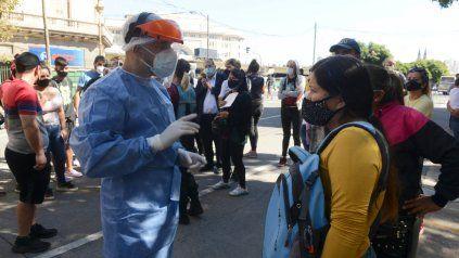 Argentina registró 16.350 nuevos contagios y 270 muertes en las últimas 24 horas