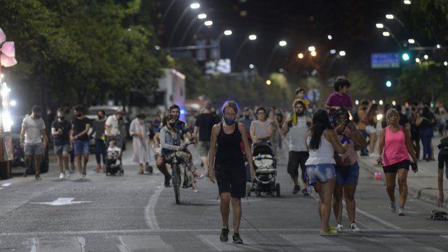 Se repetirá la experiencia nocturna de la Calle Recreativa este domingo en la zona sur de la ciudad.