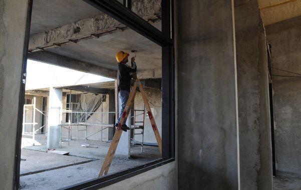 Las condiciones. Los Cedin deben aplicarse a actividades inmobiliarias para lograr cambiarlo por dólares billete. (foto: Sergio Toriggino)