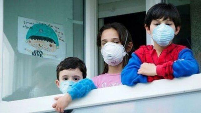Al menos 40 millones de niños se quedaron sin educación preescolar por la pandemia