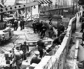 Hace 60 años empezaba la corta pero intensa vida de la otra Alemania