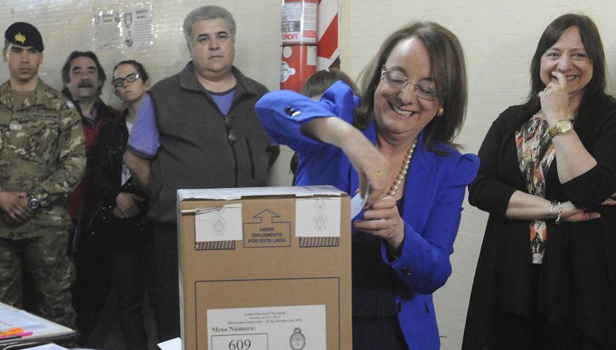 La hermana del fallecido ex presidente logró retener la provincia símbolo del kirchnerismo.
