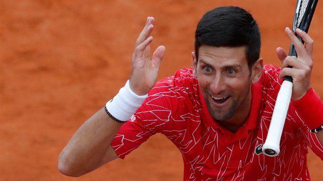 Djokovic era la cara detrás del Adria Tour.
