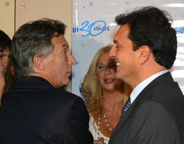 Macri recordó que el PRO lleva candidatos en la lista de Massa.