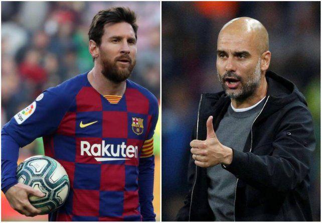 Messi y Guardiola tienen muy buena sintonía sobre el estílo futbolísticos que más les gusta y que mejor juegan.