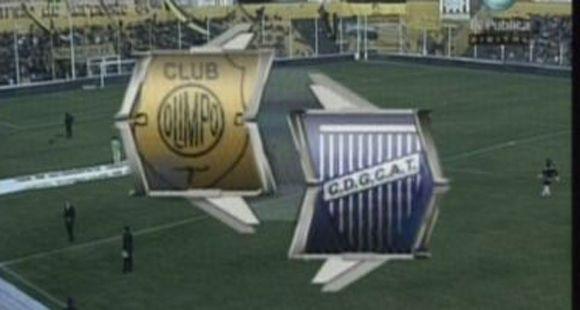 Olimpo y Godoy Cruz empataron en un partido entretenido y vertiginoso