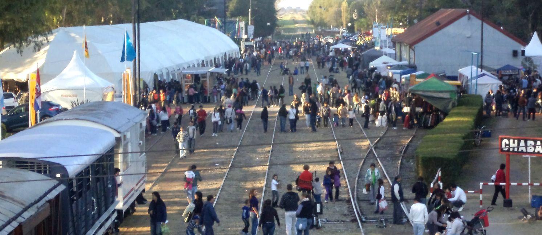 Durante tres jornadas en el predio ferial del ferrocarril más de 600 expositores mostraron sus productos.