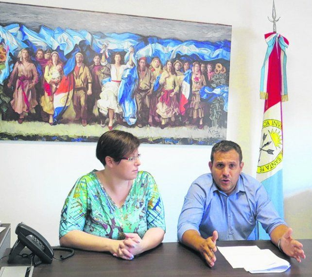 capital humano. Mariana Migliaro abrió la convocatoria a 78 becas.