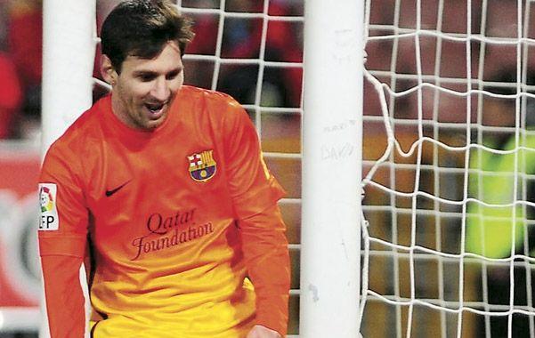 Ayer anotó los dos tantos en la victoria de Barcelona contra Granada.