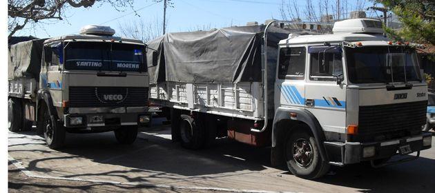 Le robaron el camión con soja, lo llevaron un día atado y se escapó