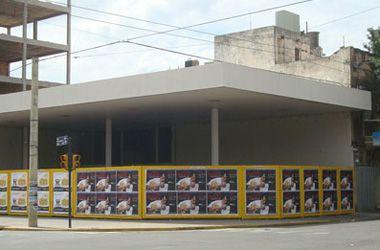 Un nuevo hotel se levantará en una ex estación de servicio de Eduardo López