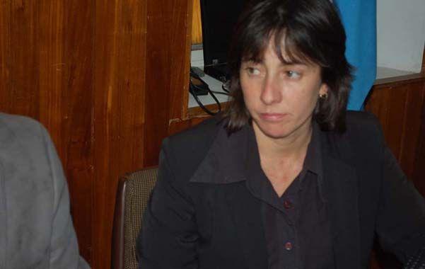 Investigadora. La fiscal Verónica Marcantonio llevó adelante el trabajo que la trajo desde San Nicolás a Rosario.