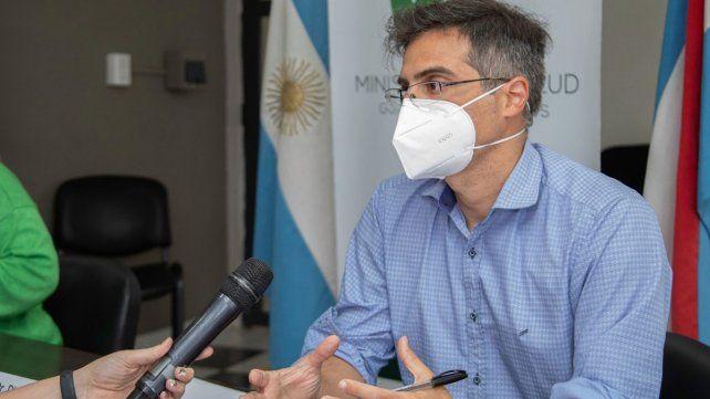 El director de Epidemiología de Entre Ríos