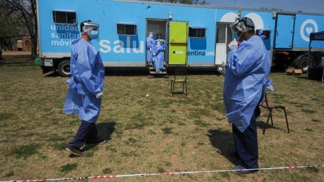 La provincia reportó 1.405 nuevos contagios de coronavirus, de los cuales 470 corresponden a Rosario