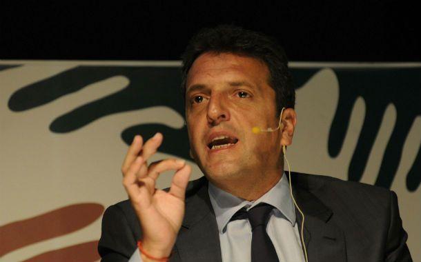 El titular del Frente Renovador llevó el caso de Carrió a la Justicia.